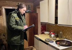 Заглянувшая в соседский дом женщина обнаружила 2 трупа