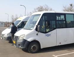 По Парку покорителей космоса будут курсировать микроавтобусы