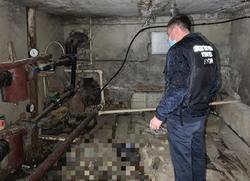 В подвале дома найден гниющий труп
