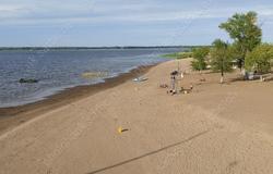 В Саратовской области по-прежнему остро не хватает пляжей
