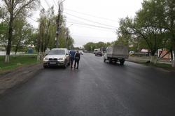 Семилетний мальчик попал под колеса BMW