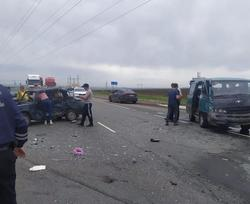 Пожилой водитель Жигулей умер после ДТП на трассе