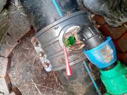 В Заводском районе найдено шесть незаконных врезок в водопровод