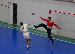 Гандболист дебютировал в стартовом составе сборной на ЧЕ