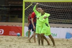 Спортивные выходные: футбол, пляжный футбол, гандбол