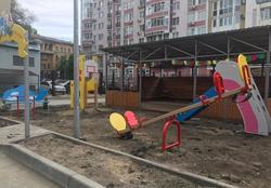 В новом детском саду исправляют недоделки