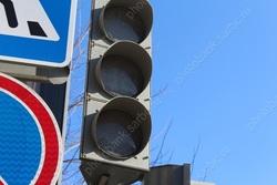 В центре города не будет работать светофор