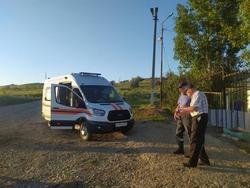 Спасатели три часа искали заблудившегося в поле пенсионера