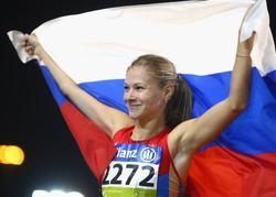 Бегунья-паралимпиец выиграла российское золото