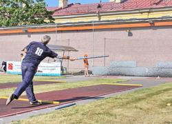 Городошники выиграли полный комплект медалей в Калуге