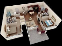 В Саратове вырос спрос на услуги дизайнеров интерьера квартиры
