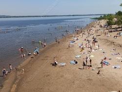 Жителей области предупреждают о жаре до 40 градусов