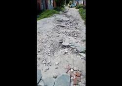Жители Агафоновки продолжают просить у чиновников асфальта