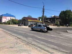 Десятка сбила мальчика на пешеходном переходе