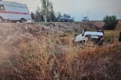 Водитель 14-й погиб после съезда в кювет