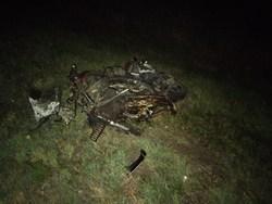 Мотоциклист погиб в столкновении с ехавшей по встречке Шкодой