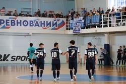 Саратов-Волга открыл домашний сезон поражением