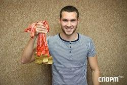 Пловец стал чемпионом Паралимпиады