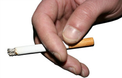 Цигарка.