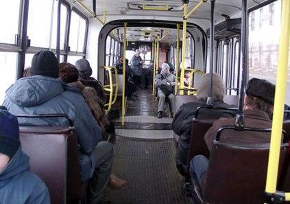 С 4 января автобусы NN284,