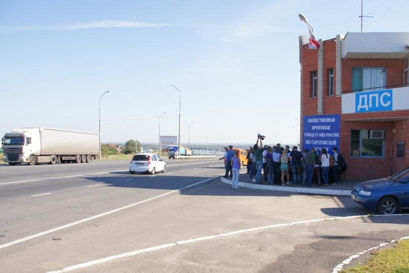 Скончался инспектор, сбитый на Пристанском мосту