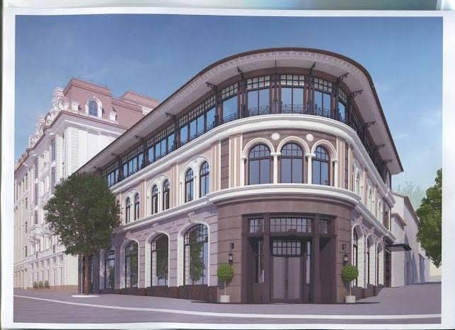 """Напротив гостиницы """"Словакия"""" появится трехэтажный новострой"""