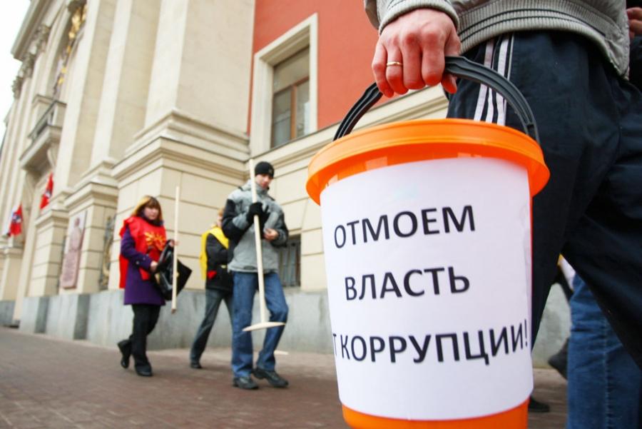 В Ставрополе организатора пикета против коррупции доставили в полицию