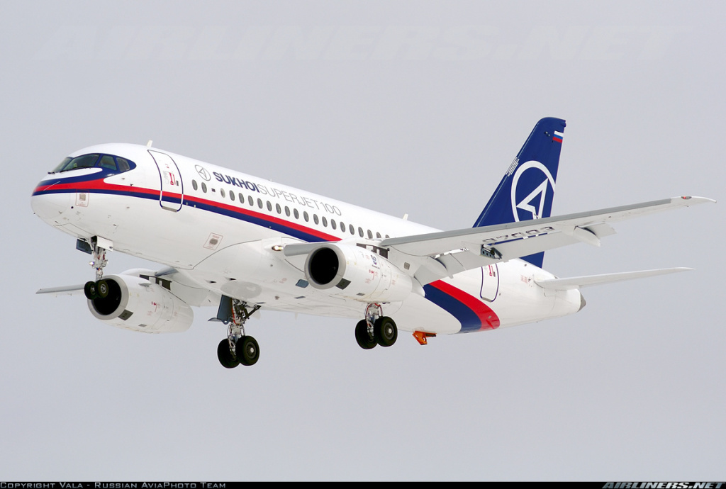 Для приема SSJ-100 аэродрому Саратова необходим ремонт стоимостью 150 млн рублей
