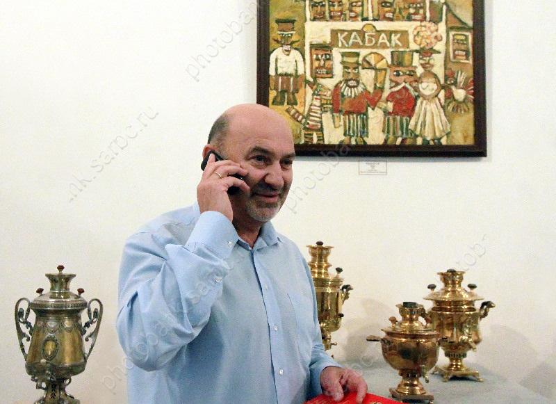 Музей самоваров открылся в Саратове
