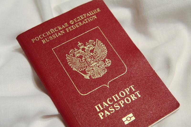 ФМС одобрила оформление двух заграничных паспортов. Фото www. myzagran.ru