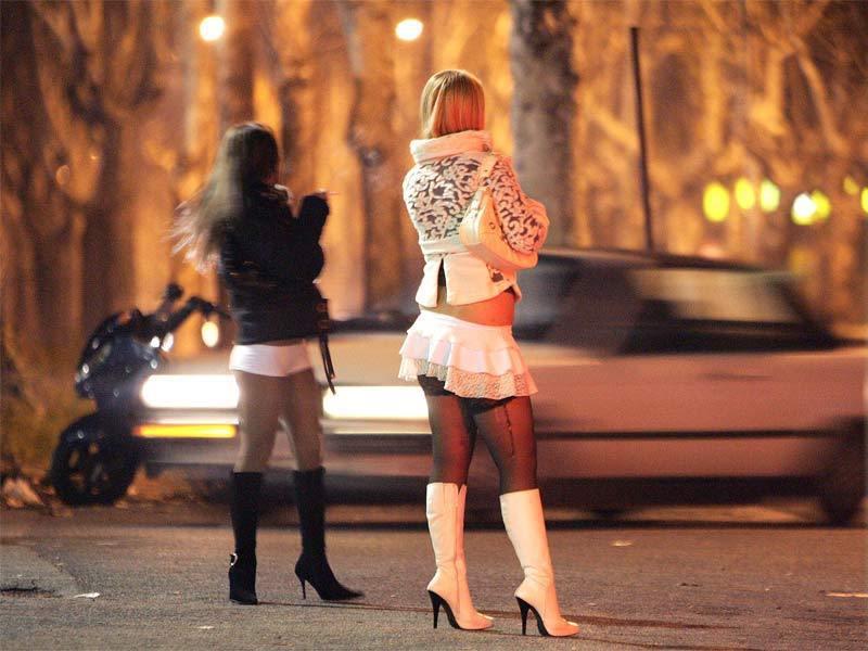 Элитная проститутка обслужила