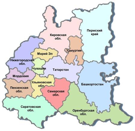 Уровень безработицы вПриволжском федеральном округе вырос на5%