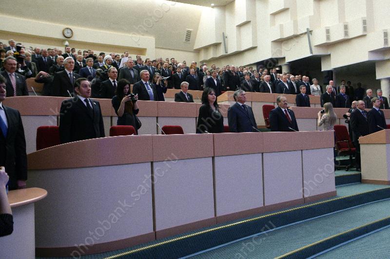 Игорь Пивоваров утвержден вице-губернатором области