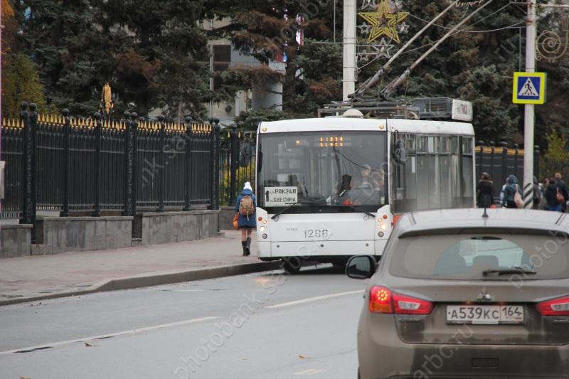 Электротранспорт вСаратове возобновил работу