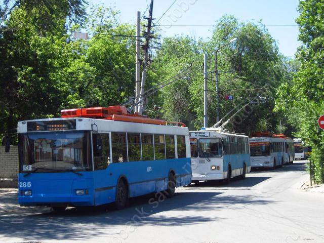 Вцентре Саратова закроют дорогу из-за демонтажа трамвайных путей