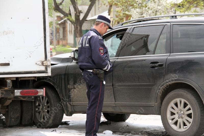 За2 дня автоинспекторы задержали вСаратове 15 нетрезвых водителей
