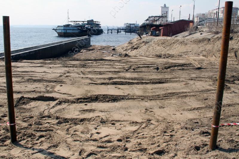 Компанию наказали за преступную добычу речного песка