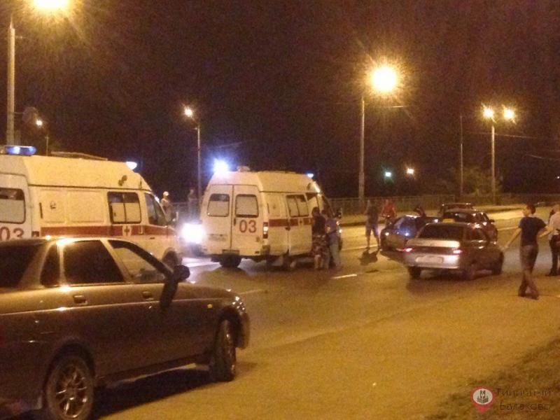 ВСаратовской области лихач сбил насмерть двоих детей напереходе