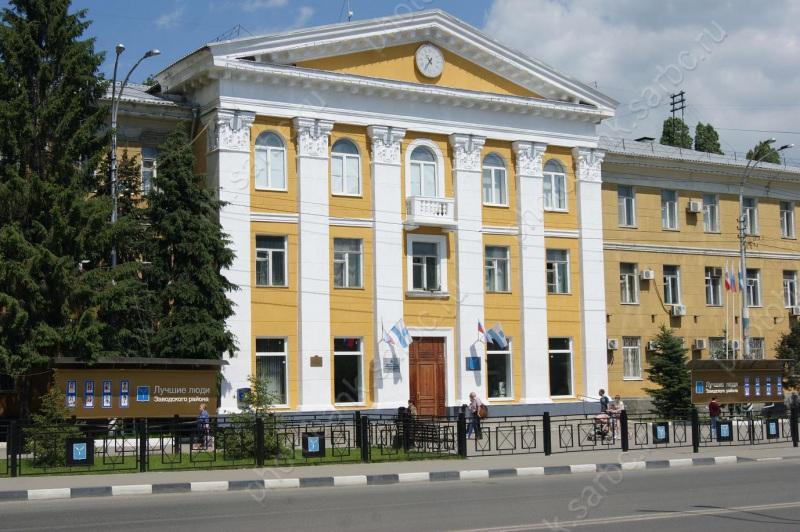 Вадминистрации Заводского изъяли диски скамер наблюдения из-за дела овзятке