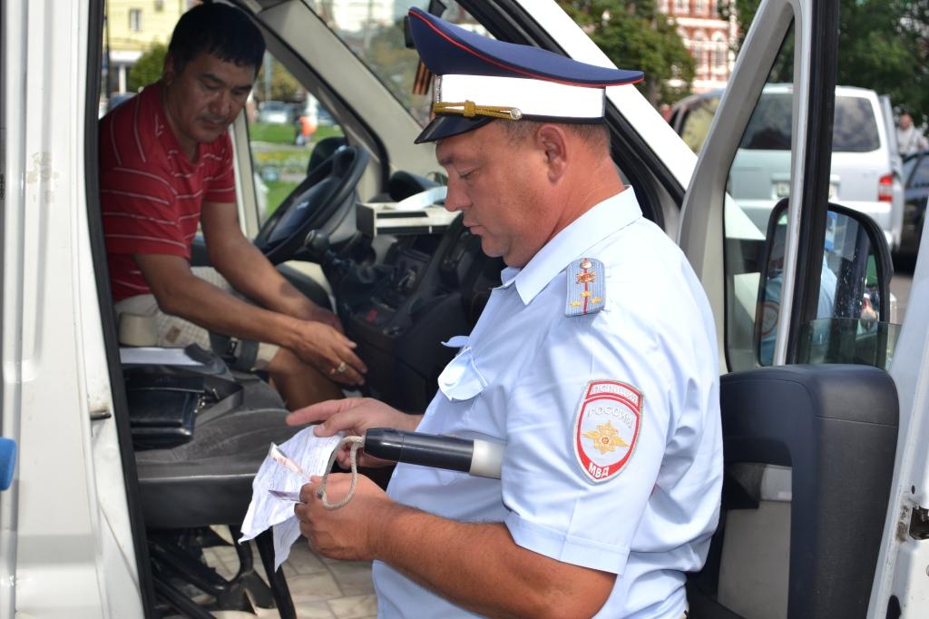 Полицейские отыскали намаршрутах 74 неисправных автобуса