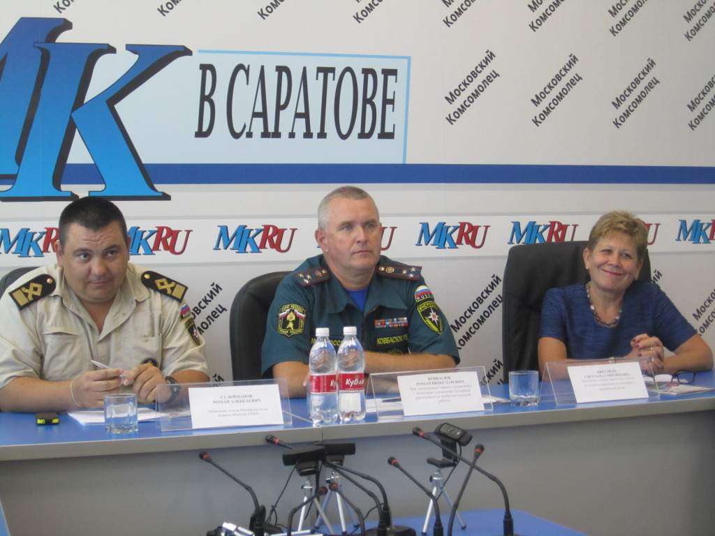 Отпожаров вСаратовской области погибло 93 человека