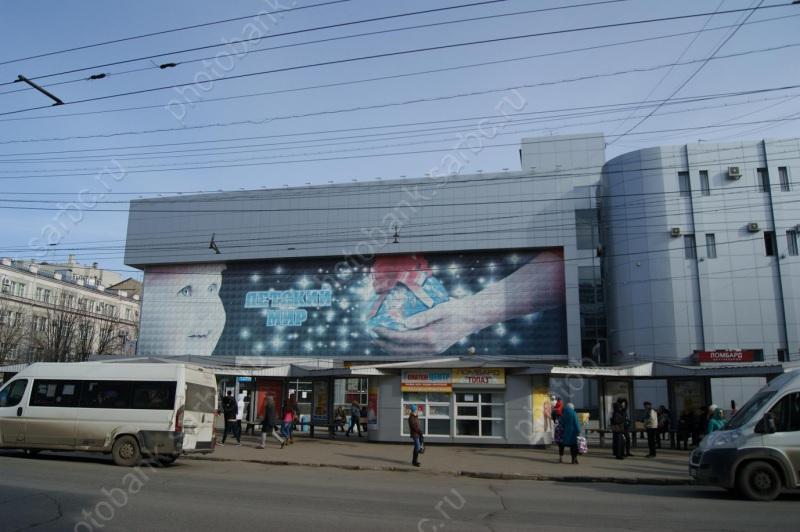 Улицу Чапаева перекроют для движения транспорта практически намесяц