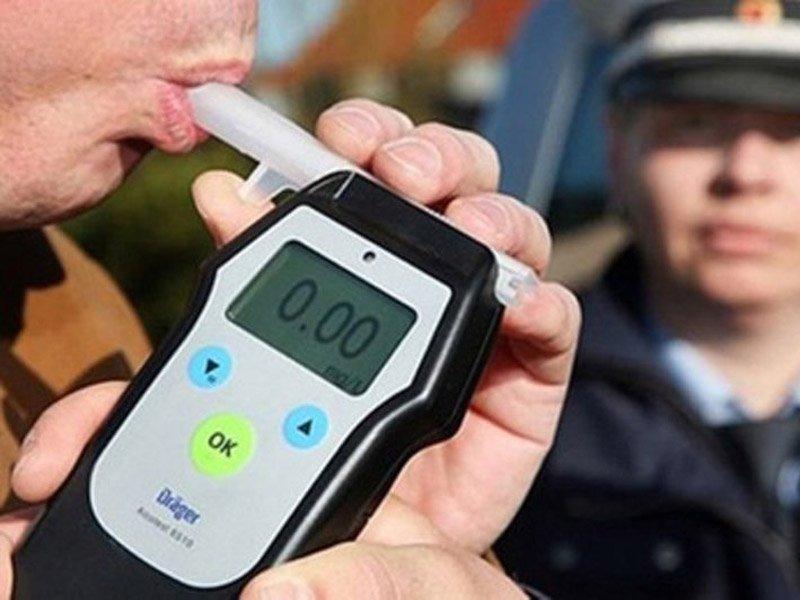 Задва дня курские инспекторы задержали около 40 водителей занетрезвое вождение