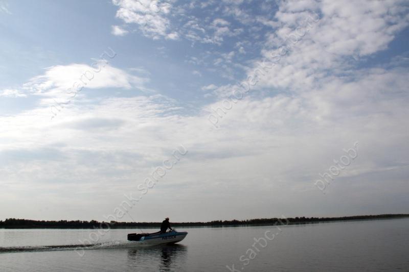 Следователи начали проверку пофакту смерти сбитого катером рыбака