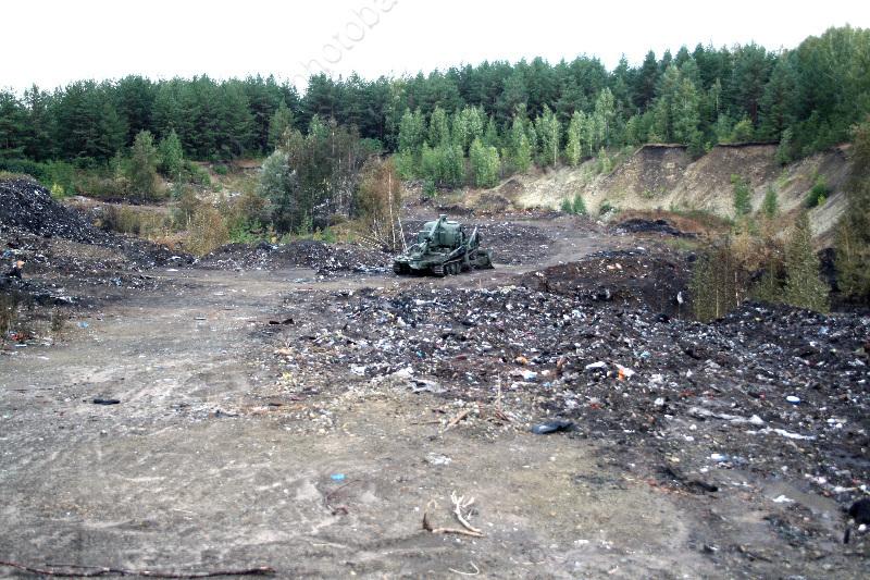 Суд повторно обязал «Экорос» рекультивировать загрязненный участок