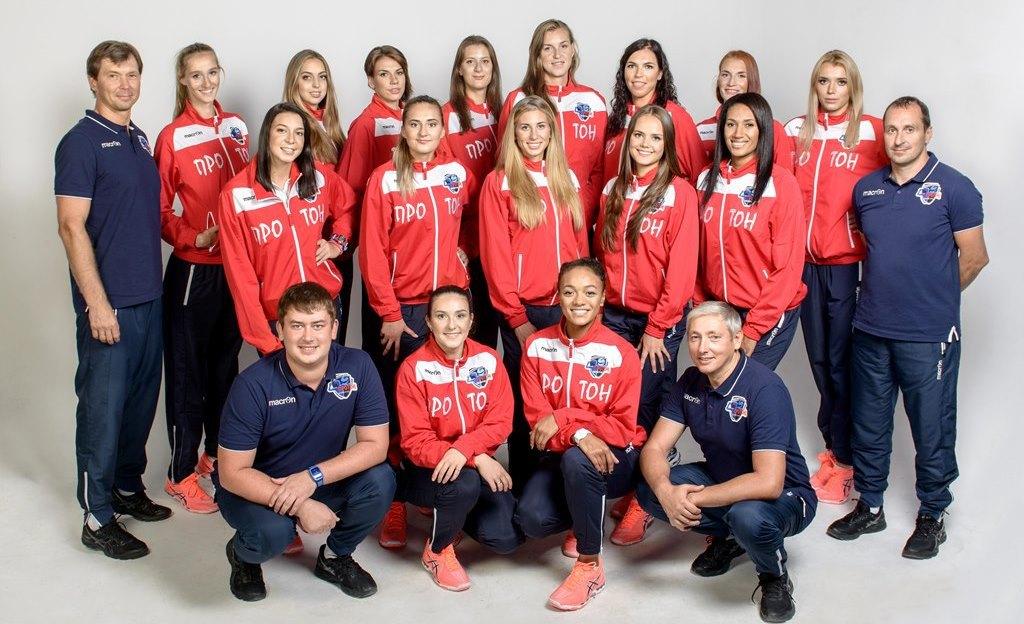 «Протон» стал победителем Кубка Логиновой