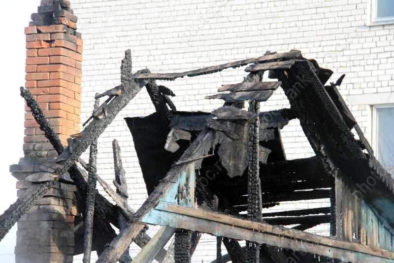 Напожарах вобласти погибли двое мужчин