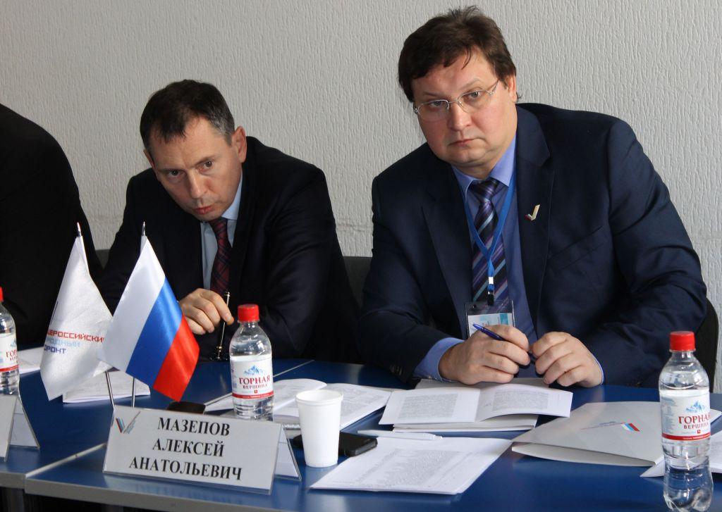 ВСаранске проходит региональная конференция ОНФ