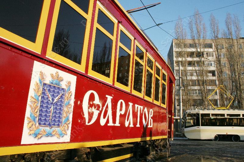 Единороссы анонсировали появление ретро-трамвая наулице Волжской