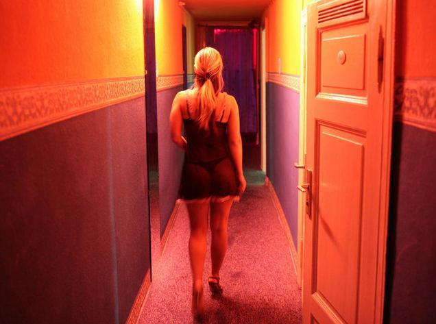 Проститутка у«Тау Галереи» предлагала себя за1,5 тысячи руб.